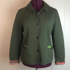 Michael Simon Jacket Lightweight Quilted